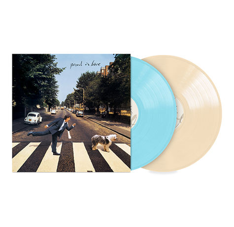 Paul McCartney: Paul is Live (2LP Colour)