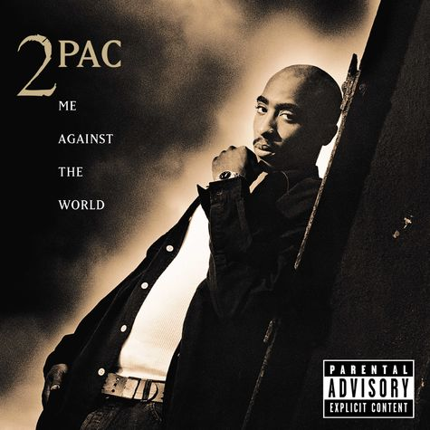 2Pac: Me Against The World (2LP)