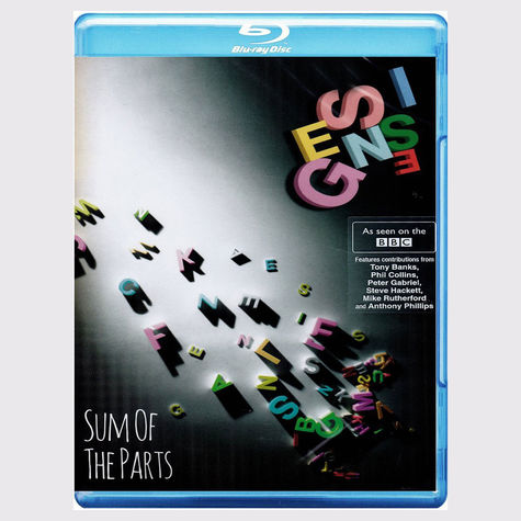 Genesis: Sum Of The Parts (Bluray)