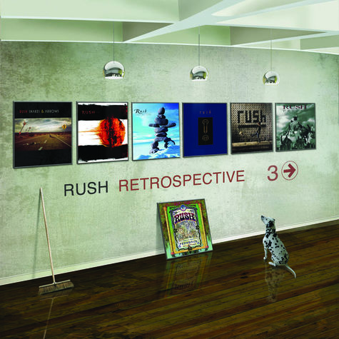 Rush: Retrospective 3: 1989-2008