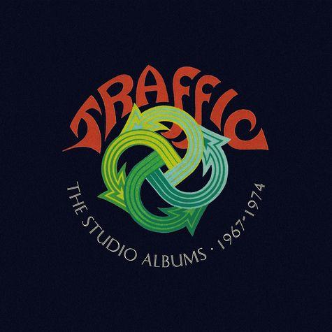Traffic: The Studio Recordings 1967-74 (7LP Box)