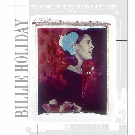 Billie Holiday: The Complete Verve Studio Takes  (6CD Set)