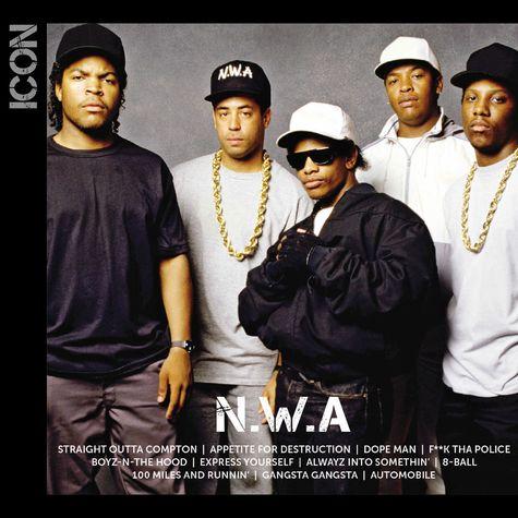 N.W.A: Icon (CD)