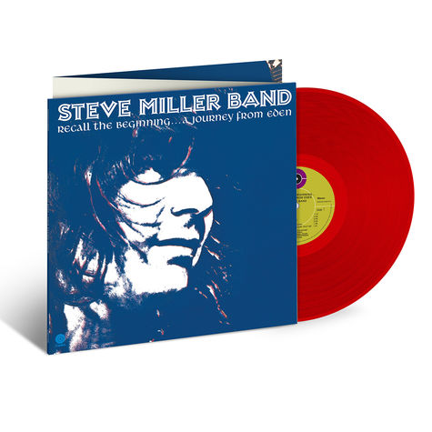 Steve Miller Band: Recall The Beginning - A Journey From Eden: Exclusive Red Vinyl