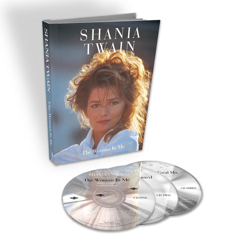 Shania Twain: The Woman In Me (3CD Diamond Edition)
