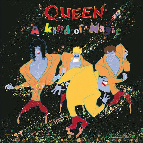 Queen: A Kind Of Magic