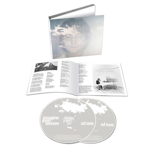 John Lennon: Imagine (Deluxe) (2CD)