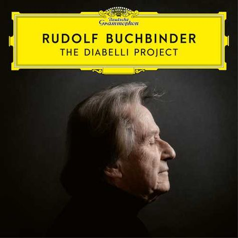 Rudolf Buchbinder: The Diabelli Project (LP)