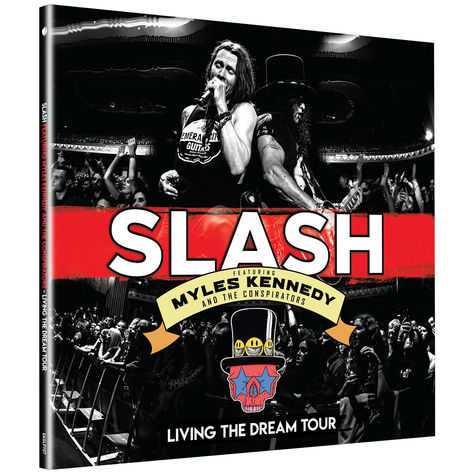 Slash ft Myles Kennedy & The Conspirators: Living The Dream Tour (3LP)