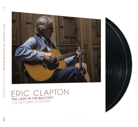 Eric Clapton: The Lady In The Balcony: The Lockdown Sessions (2LP)