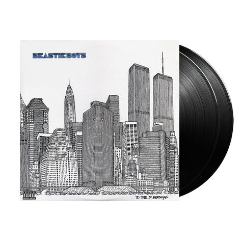 Beastie Boys: To The 5 Burroughs (2LP)