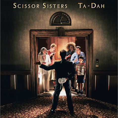 Scissor_Sisters: Ta Dah! (2LP)