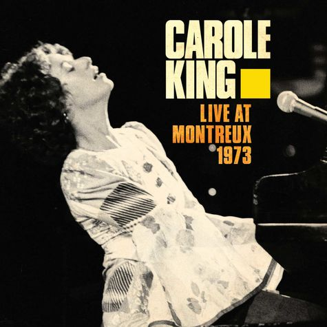 Carole King: Live At Montreux 1973 (LP)