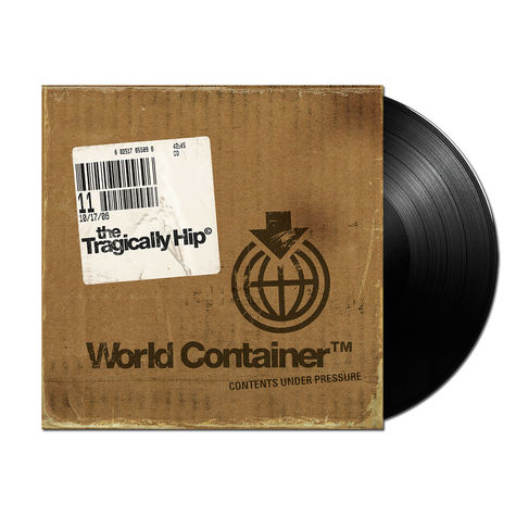 The Tragically Hip: World Container