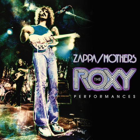 Frank Zappa: The Roxy Performances (7 CD)