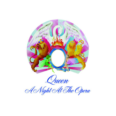 Queen: A Night At The Opera (Remastered 2 CD Deluxe Edition)