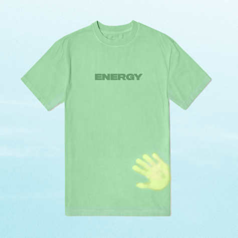 Disclosure: Energy Heat Sensitive Tee