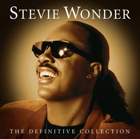 Stevie Wonder: DEFINITIVE COLLECTION