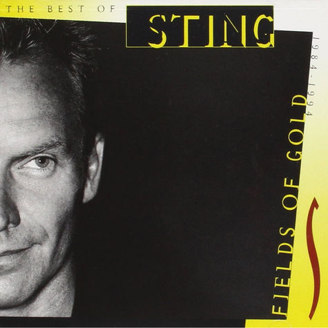 Sting: Fields of Gold: The Best Of Sting