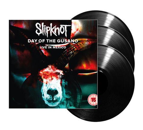 Slipknot: Day Of The Gusano (3LP + DVD)
