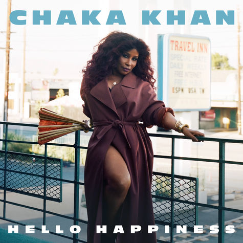 Chaka Khan: Hello Happiness (LP)