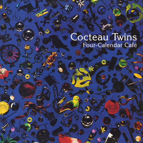 Cocteau Twins: Four Calender Cafe (LP)