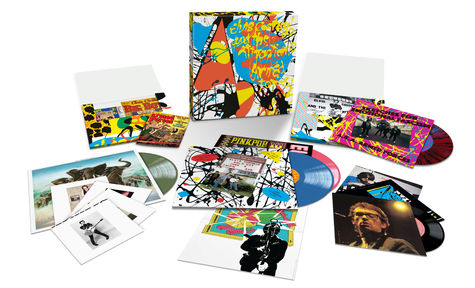 Elvis Costello: Armed Forces (Super Deluxe 9LP Colour)