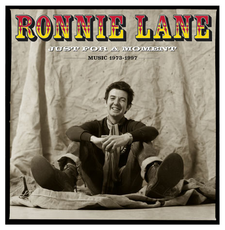 Ronnie Lane: Ronnie Lane Just For A Moment (Music 1973-1997) (2LP)