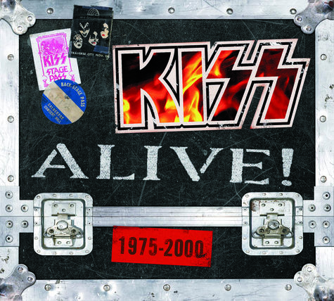Kiss: Kiss Alive! 1975-2000 (4CD)