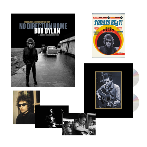 Bob Dylan: No Direction Home: 10th Anniversary | Deluxe Box Set