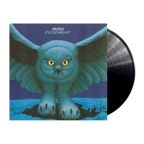 Rush: Fly By Night