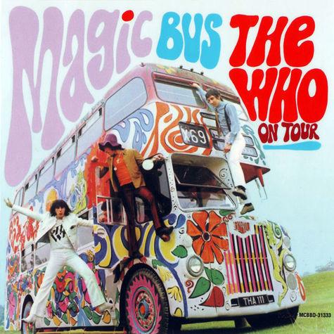 The Who: Magic Bus