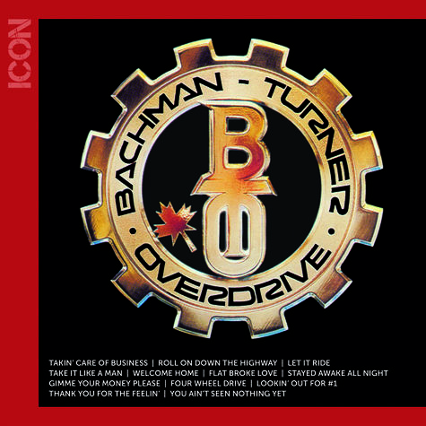 Bachman-Turner Overdrive: Icon
