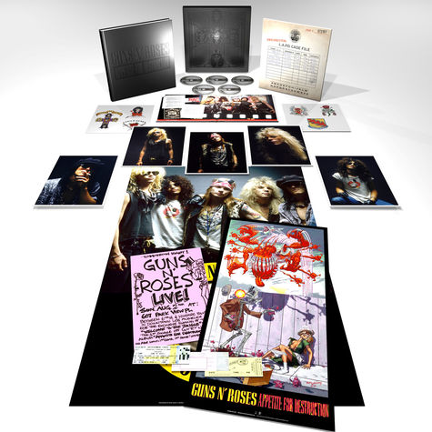 Guns N' Roses: Appetite For Destruction - Super Deluxe Edition