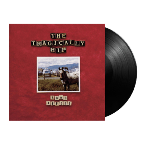 The Tragically Hip: Road Apples (LP)