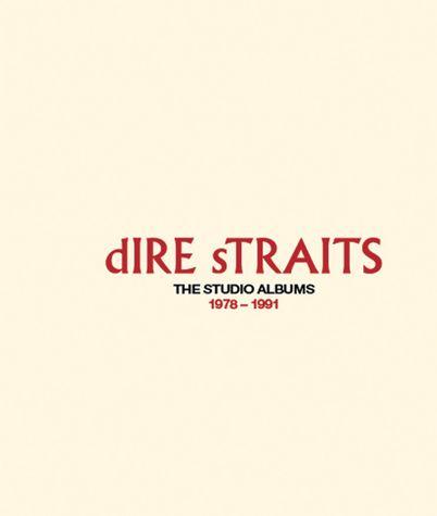 Dire Straits: The Studio Albums Boxed Set (6 LP)