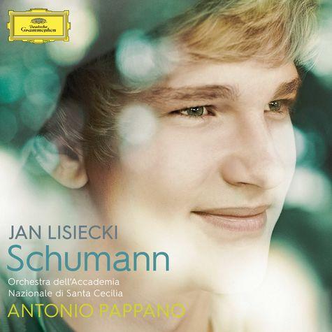 Jan Lisiecki: Shumann Works for Piano (CD)