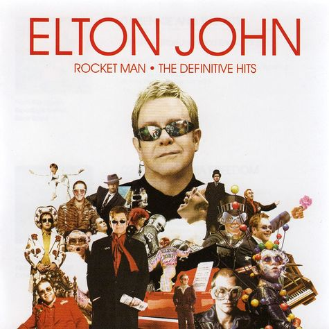 Elton John: Rocket Man Number Ones