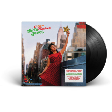Norah Jones: I Dream Of Christmas (LP)
