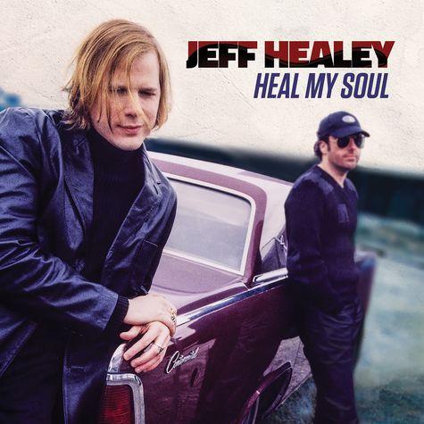 Jeff Healey: Heal My Soul (CD)
