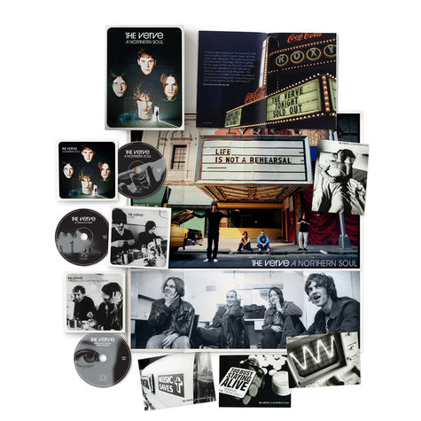 The Verve: A Northern Soul (20th Anniv) (Super Deluxe 3CD)