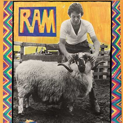 Paul McCartney: Ram (LP)