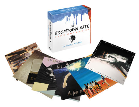 The Boomtown Rats: Classic Album Selection (6 CD)