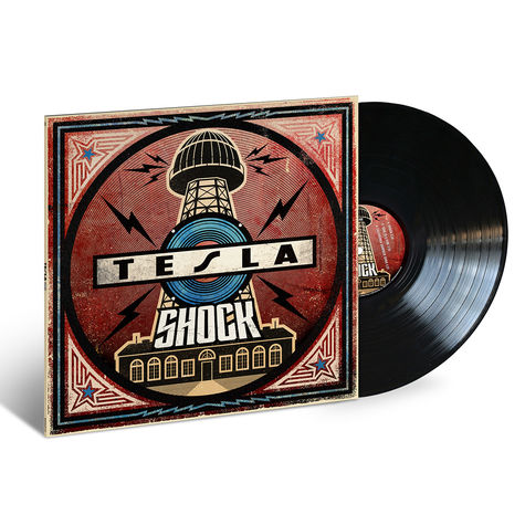 Tesla: Shock (LP)