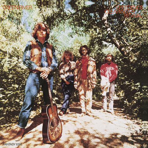 Creedence Clearwater Revival : Green River (Half-Speed Master)