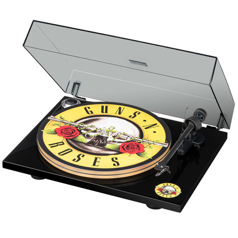 Guns N' Roses: GNR Logo Turntable