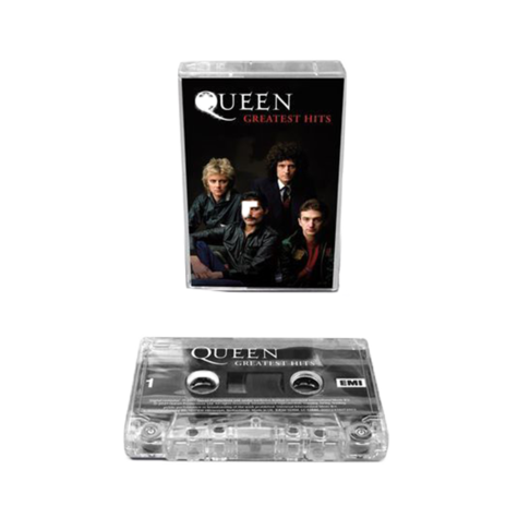 Queen: Greatest Hits (Clear)