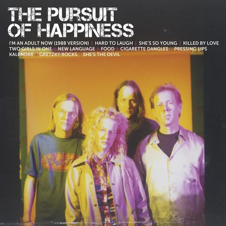 The Pursuit Of Happiness: ICON