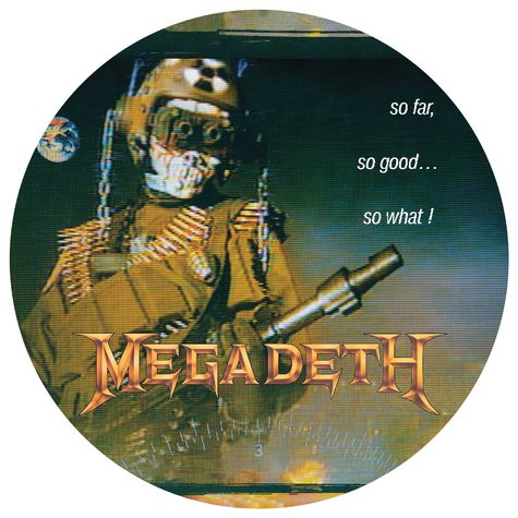 Megadeth: So Far, So Good