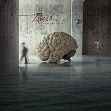Rush: Hemispheres - 40th Anniversary (2CD Deluxe)